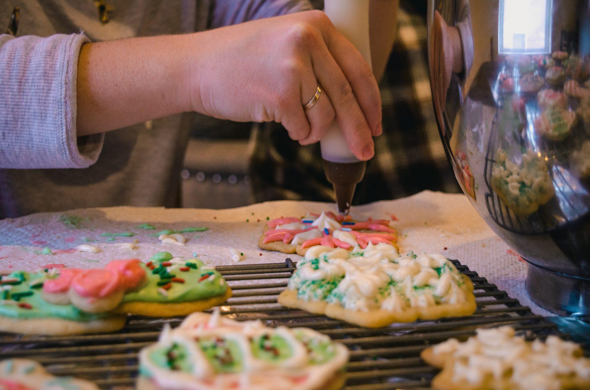 Oud en Nieuw koekjes