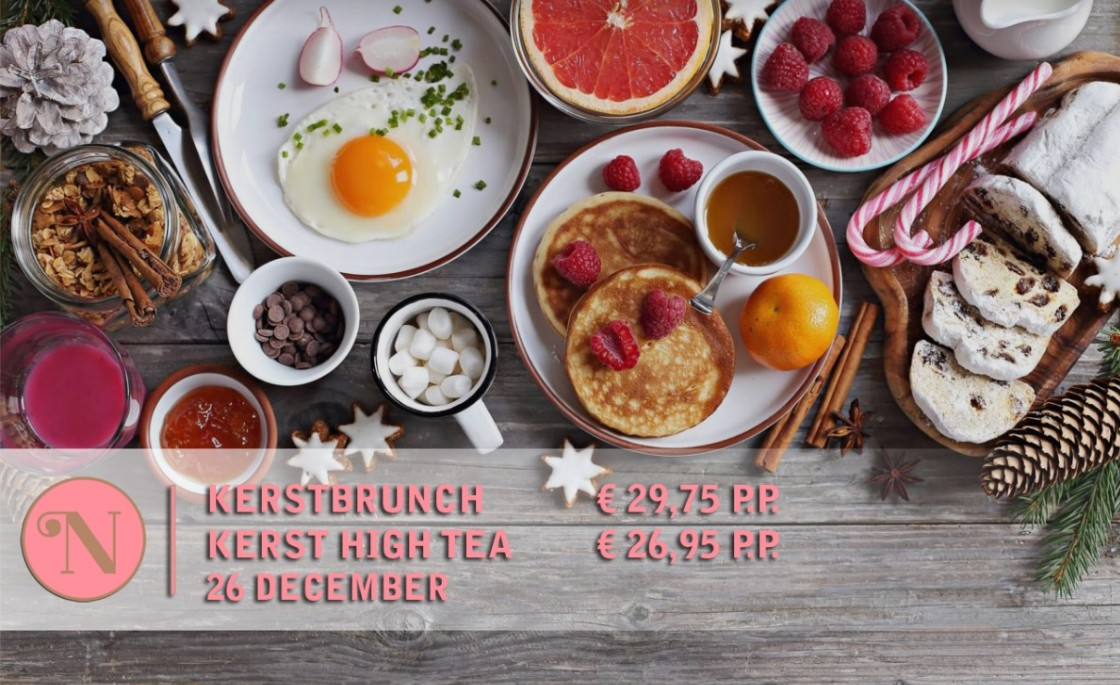 kerst high tea noor