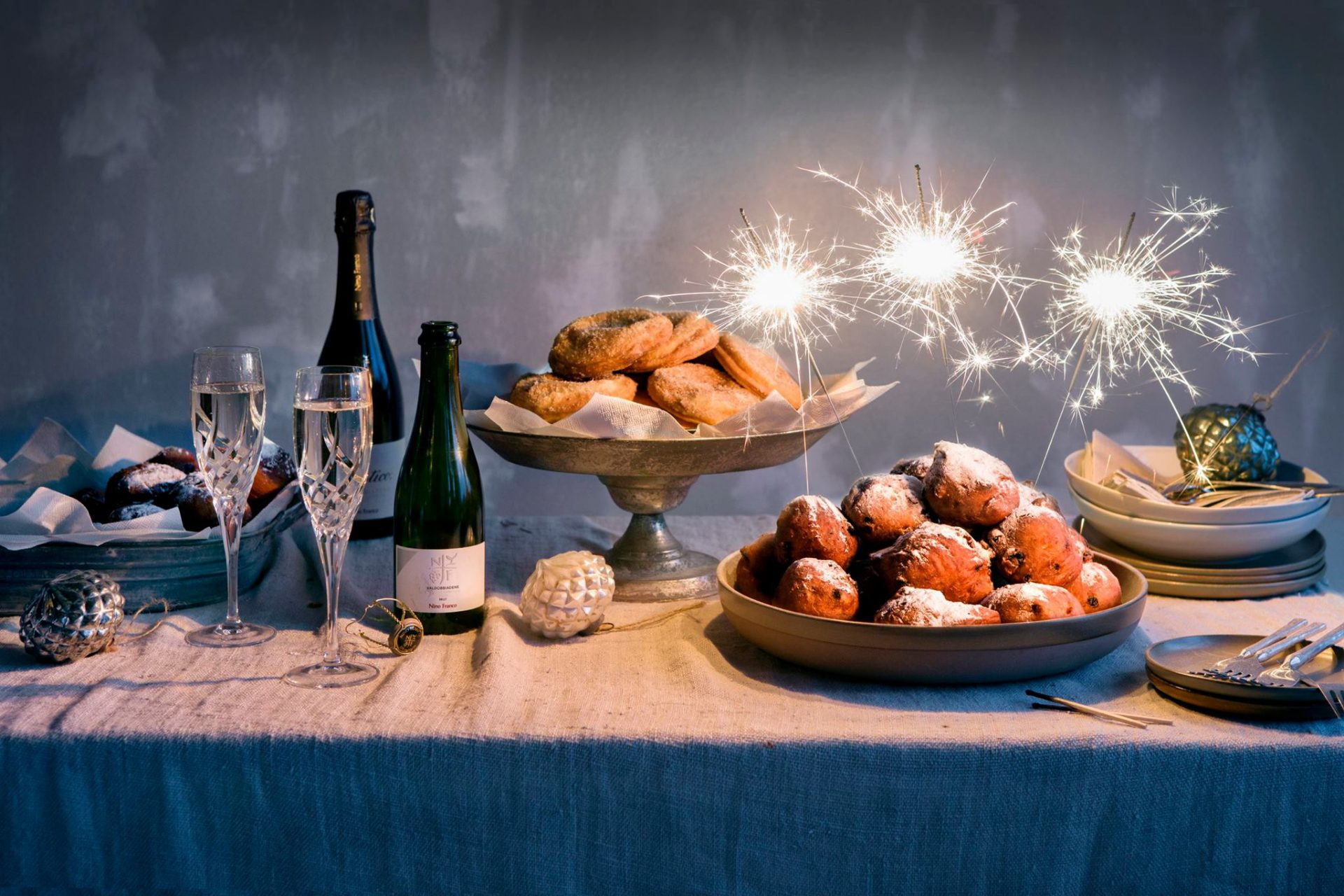 Kerst Vlaamsch Broodhuys
