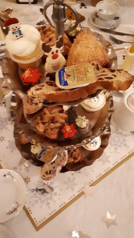 Kerst high tea suikerbuik