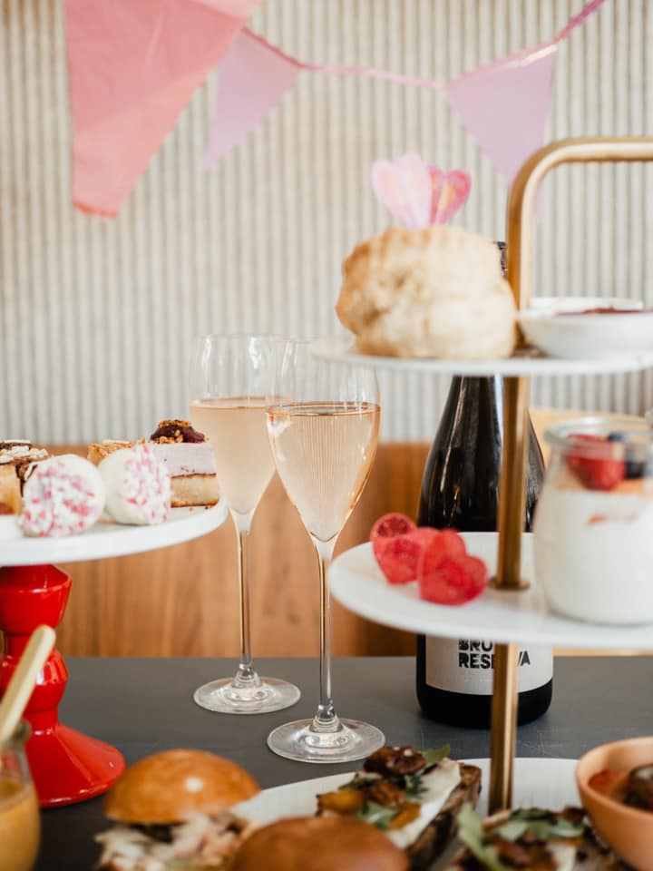 Valentijns High Tea Juffrouw van Zanten