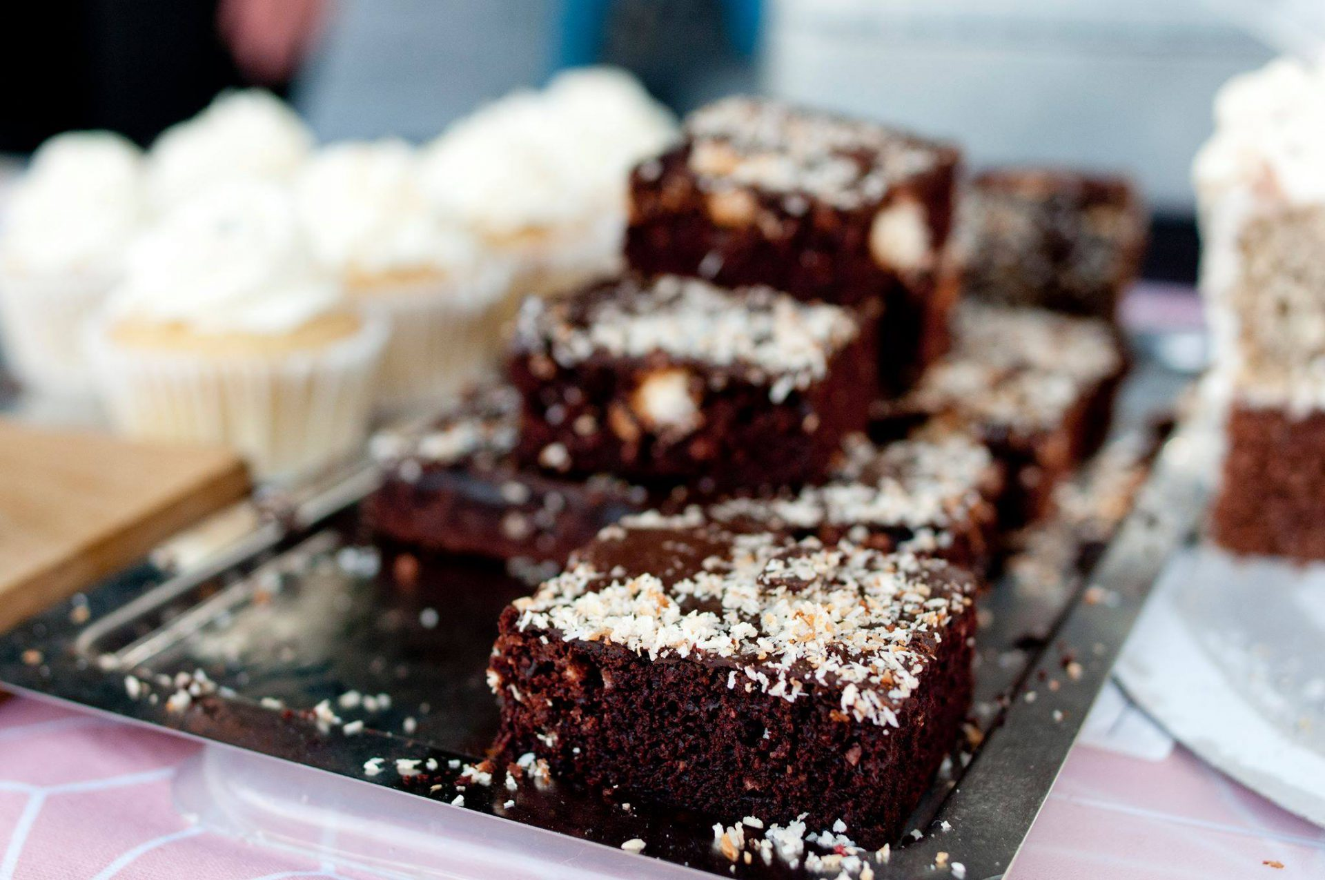 heavenly cupcakes vegan high tea