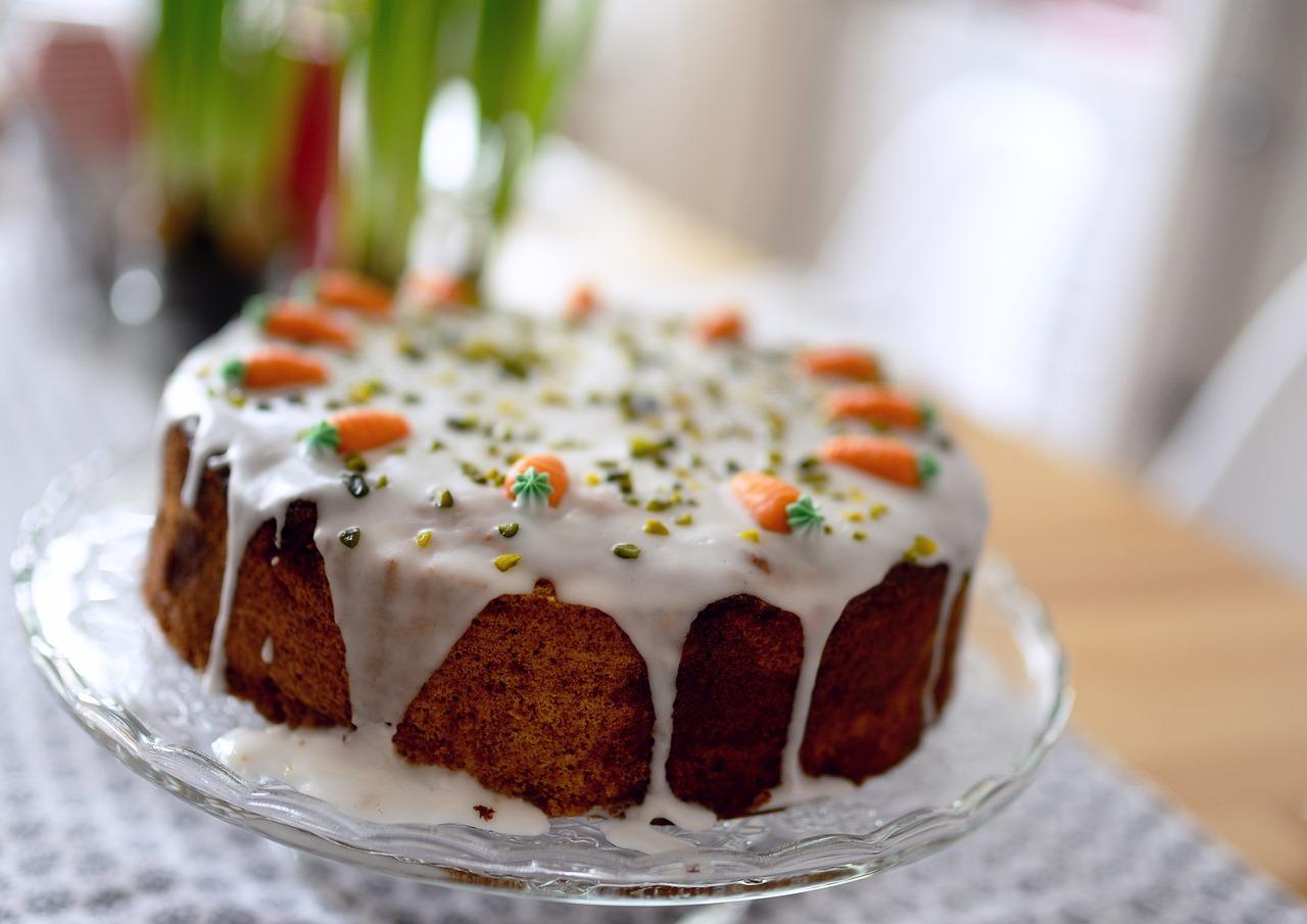 carrot cake pasen