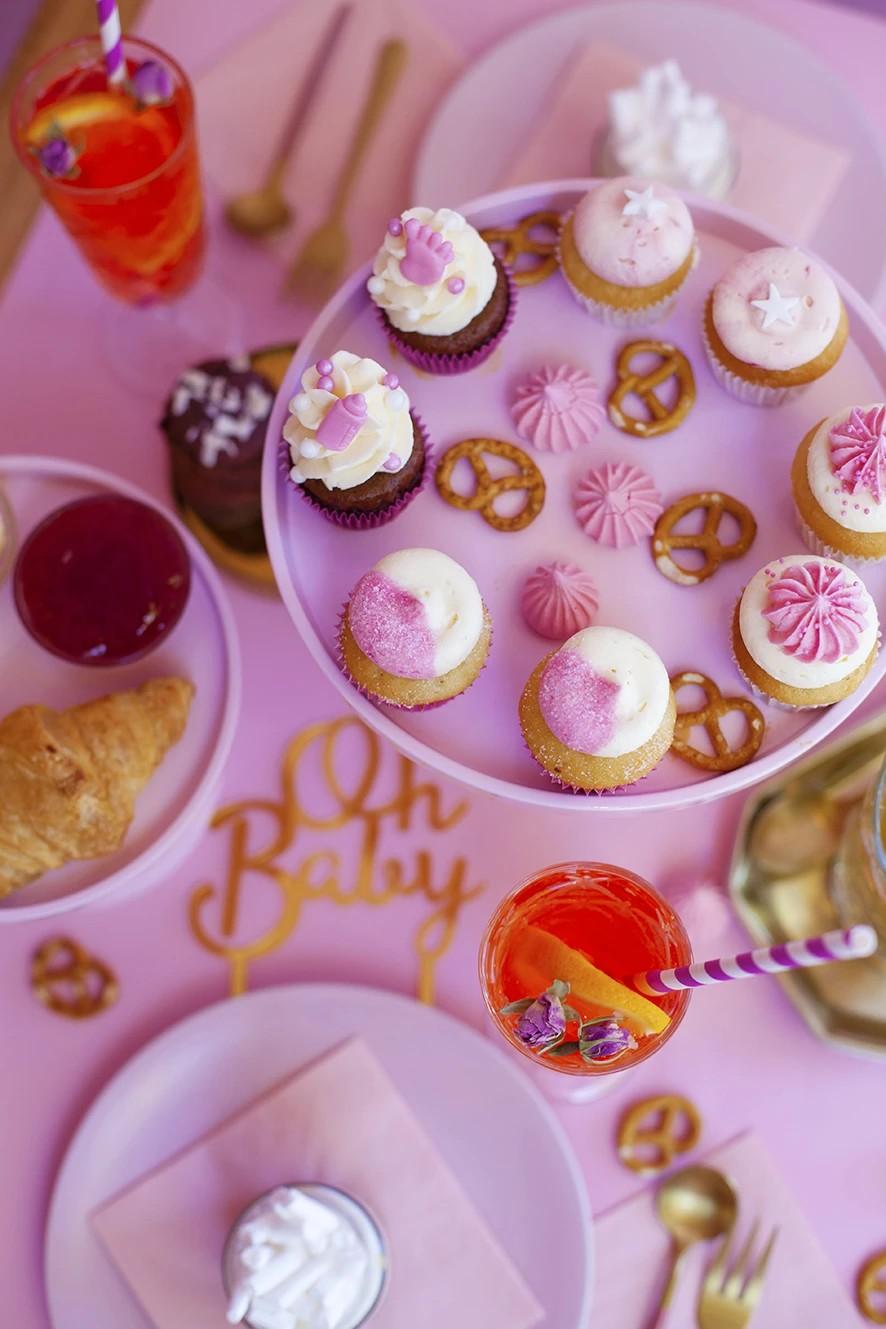 Babyshower High Tea cakeroom
