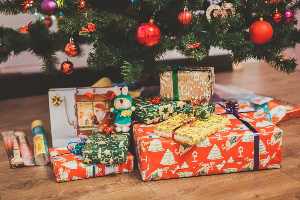 Kerst Sinterklaas cadeautjes