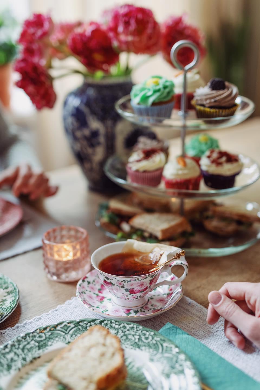 Coffeelicious High Tea