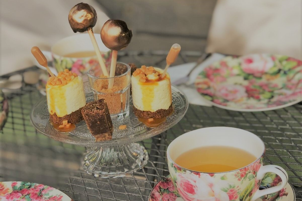 Royal Daan High Tea