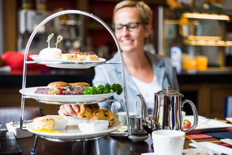 Oude Kantongerecht High Tea