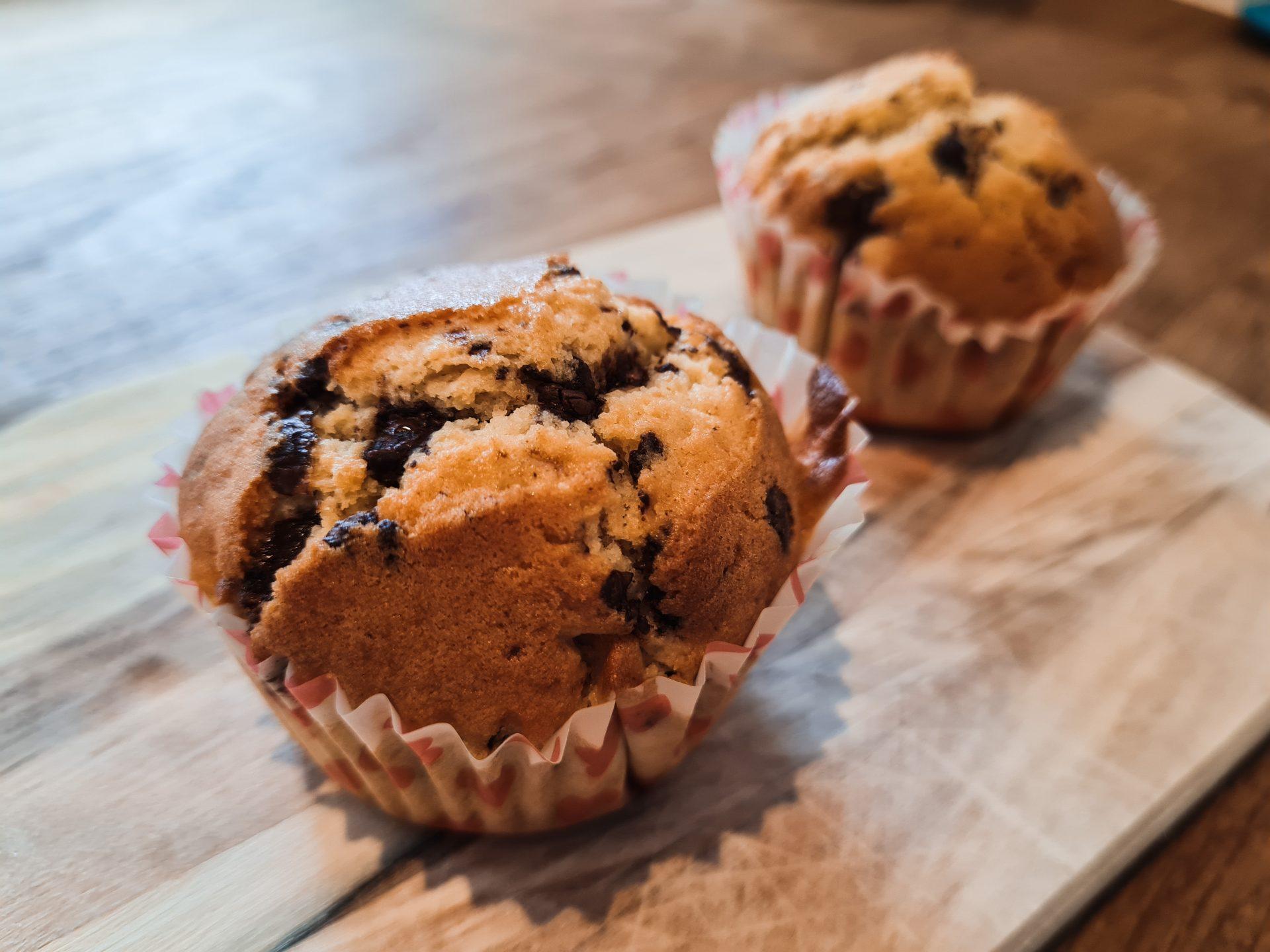 drop muffins
