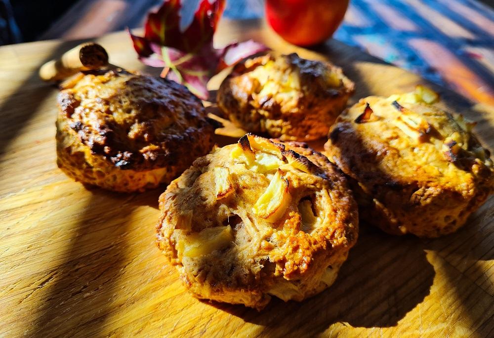 herfst scones