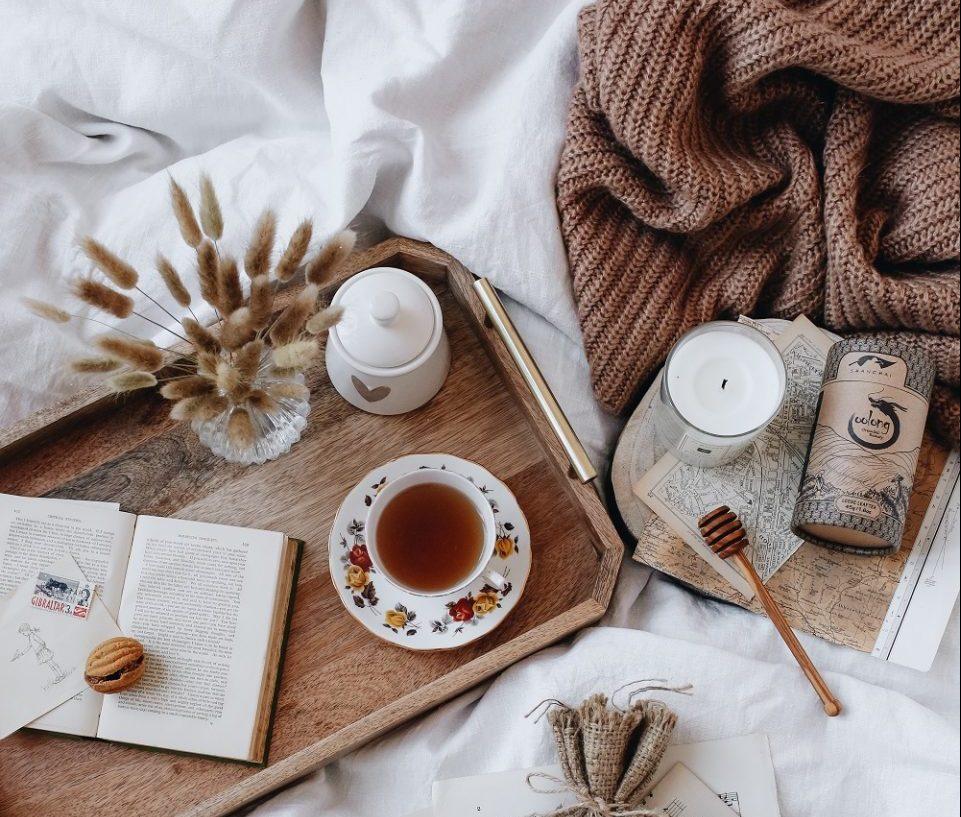 rustgevende thee