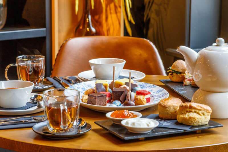 High Tea in Leiden